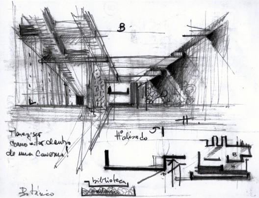 Arquitectura del paisaje for Biblioteca programa arquitectonico